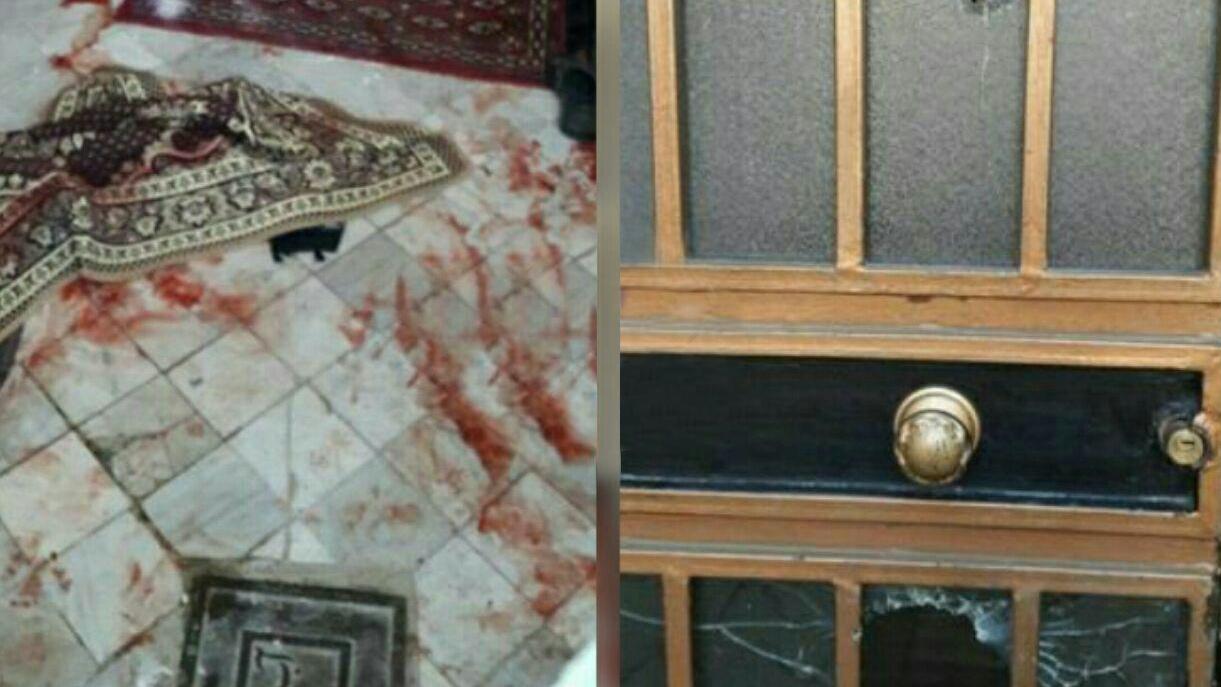رکنا : قتل عام اراک
