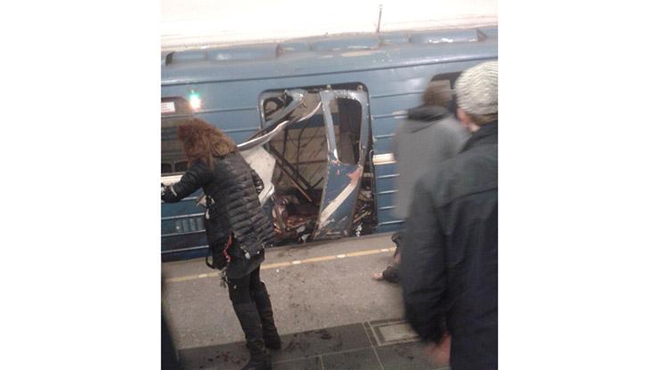 رکنا: مترو سن پترزبورگ
