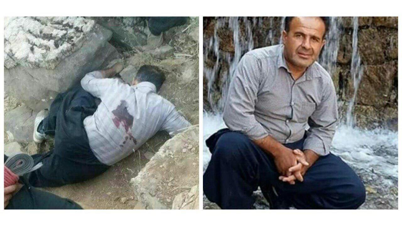 رکنا: کشته شدن یک کولبر در نوسود