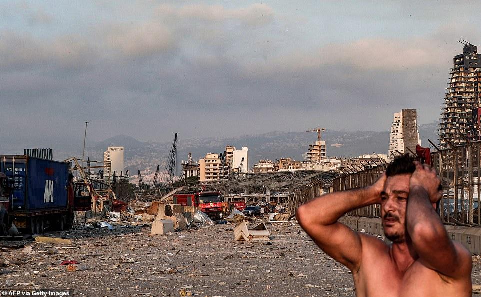 انفجار بیروت (9)