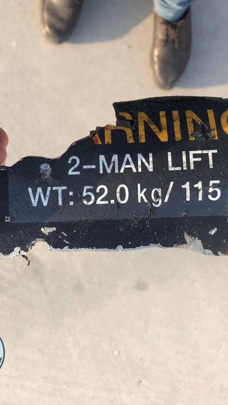روایتی از اسارت عقاب خاکستری آمریکا در عینالاسد زیر باران موشکهای سپاه