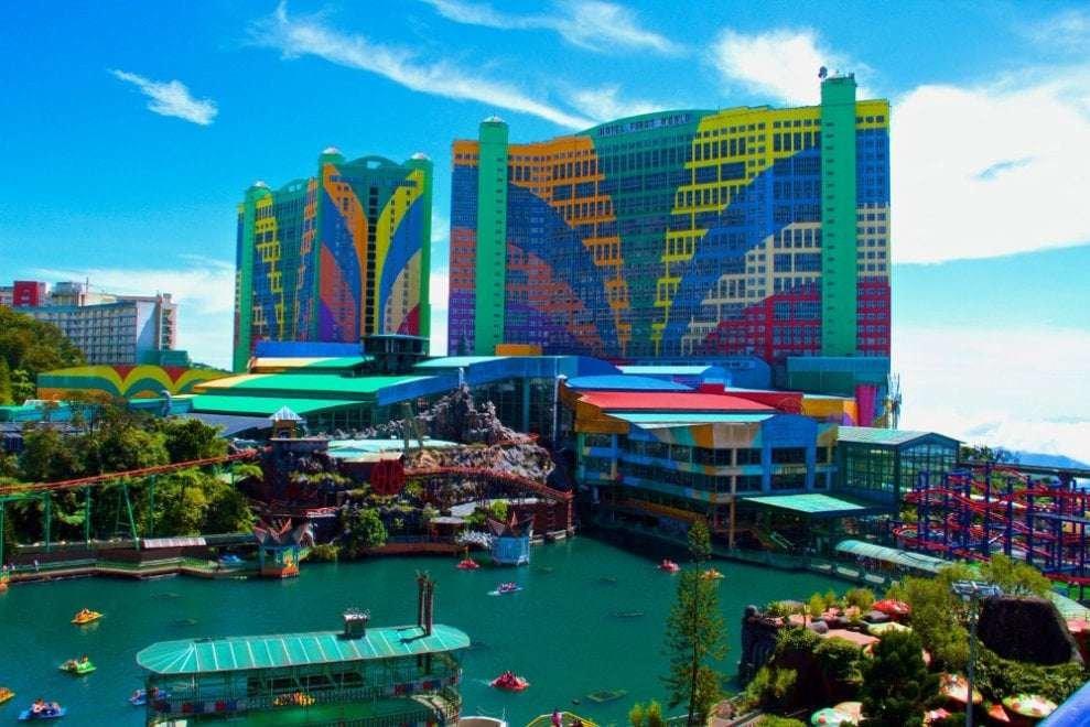 هتلهای رکورددار در گینس