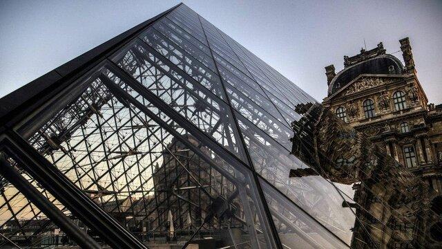 معمار هرم موزه لوور درگذشت
