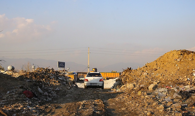 طلسم روستایی در اطراف تهران