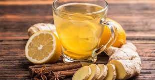 نوشیدنی زنجبیل لیمو 1