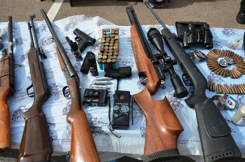 دستگیری اعضای باند سارقان مسلح شیراز 2