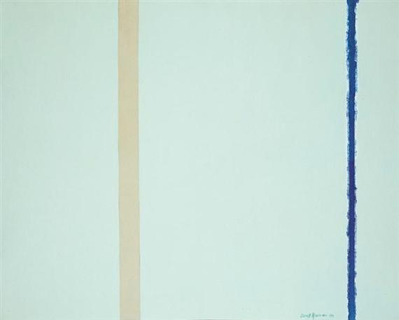 «آتش سفید» از بارنت نیومن