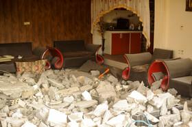 انفجار خانه در استارا
