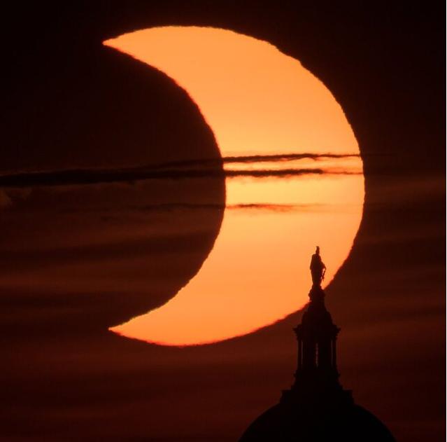 خورشیدگرفتگی 2021