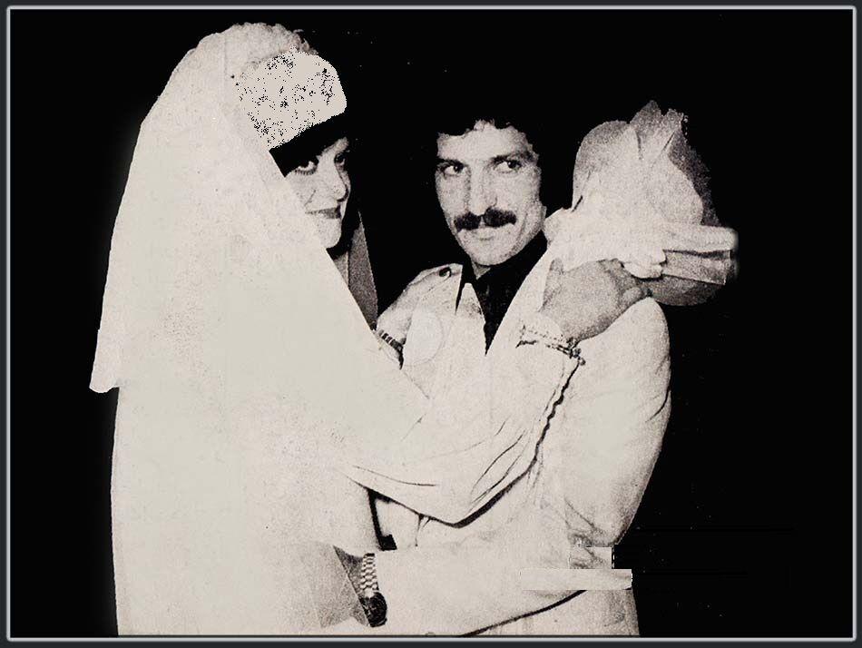 عروسی منصور پورحیدری