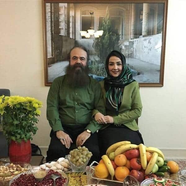 سارا صوفیانی و امیر حسین شریفی