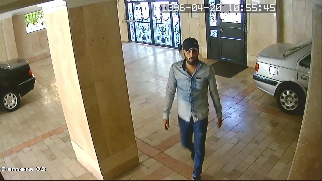 عکس دزد واقعی شناسایی مجرمان سرقت مسلحانه سرقت تهران حوادث تهران اخبار سرقت اخبار تهران