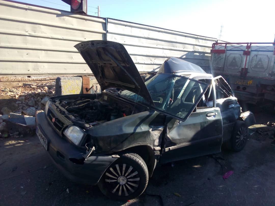 تصادف در شیراز4