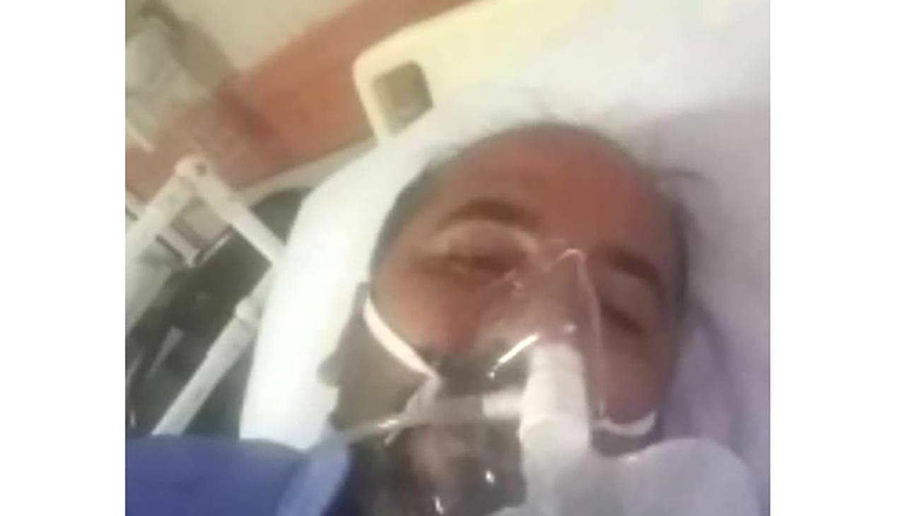 درگذشت کارگر سیمبان
