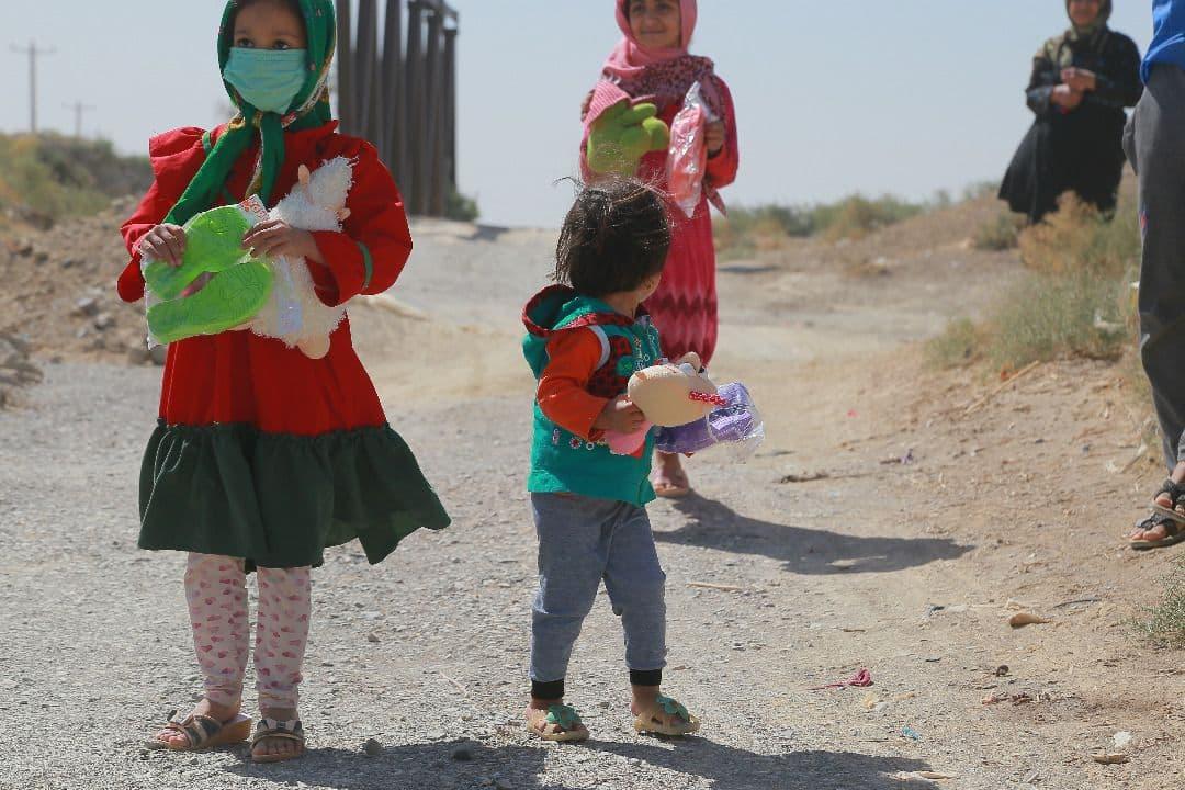 کمک سیستان و بلوچستان