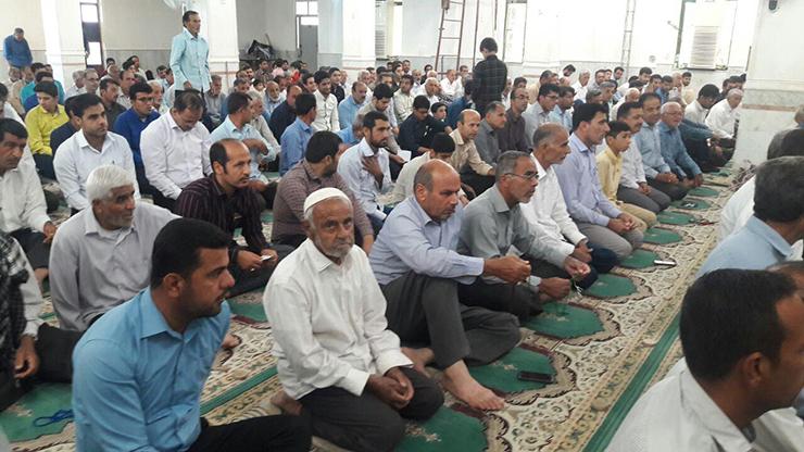امام جمعه موقت آبدان : سوم خرداد نقطه عطفی درتاریخ مبارزات مردم ایران اسلامی است.