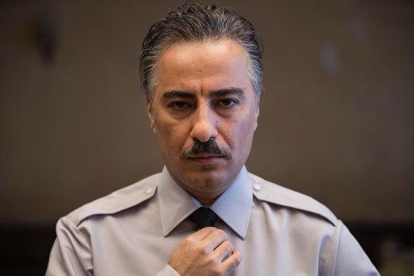 عکس/ نوید محمدزاده با گریمی متفاوت در فیلم سینمایی «سرخ پوست»