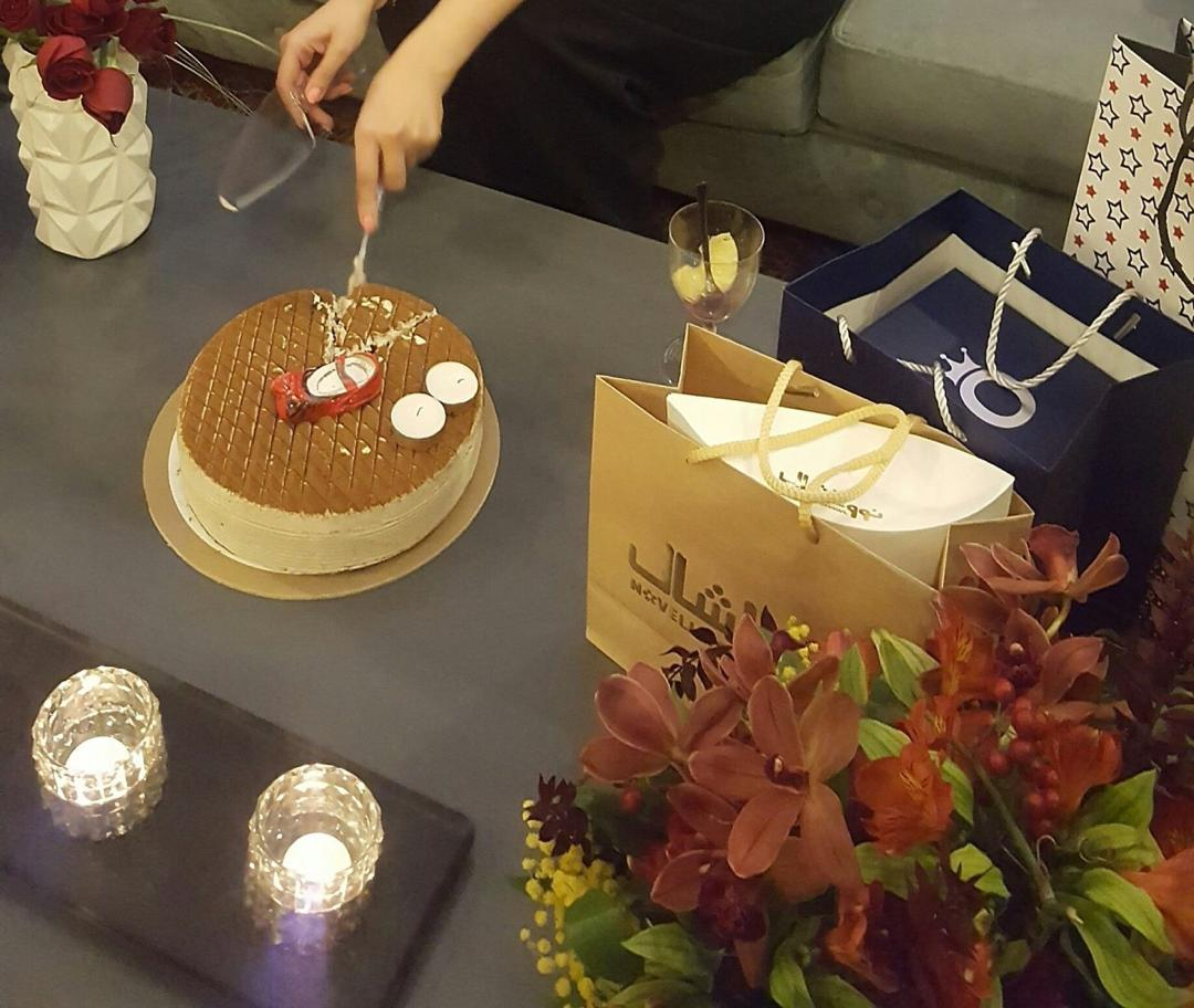 کیک تولد عکس کفش دخترانه