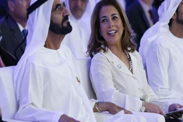 زن حاکم دبی
