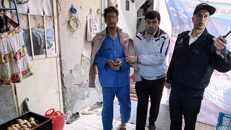بازسازی صحنه قتل و شکنجه «ندا کوچولو» در مشهد +عکس و گفتگو