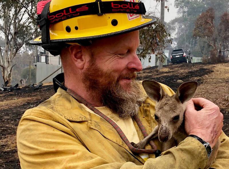 آتش سوزی استرالیا1