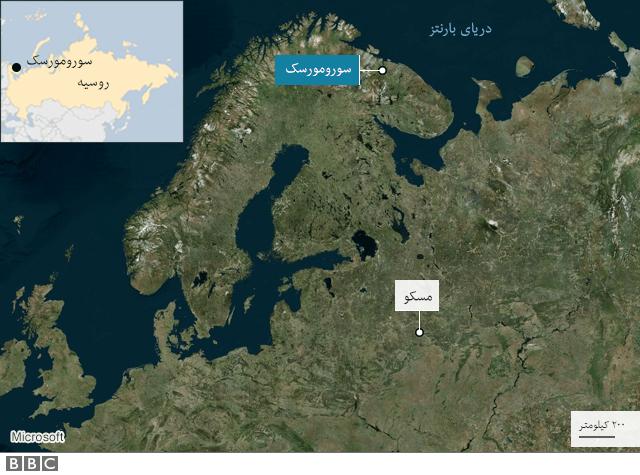 روسیه اجساد ملوانان سانحه زیردریایی اتمی را به خاک سپرد