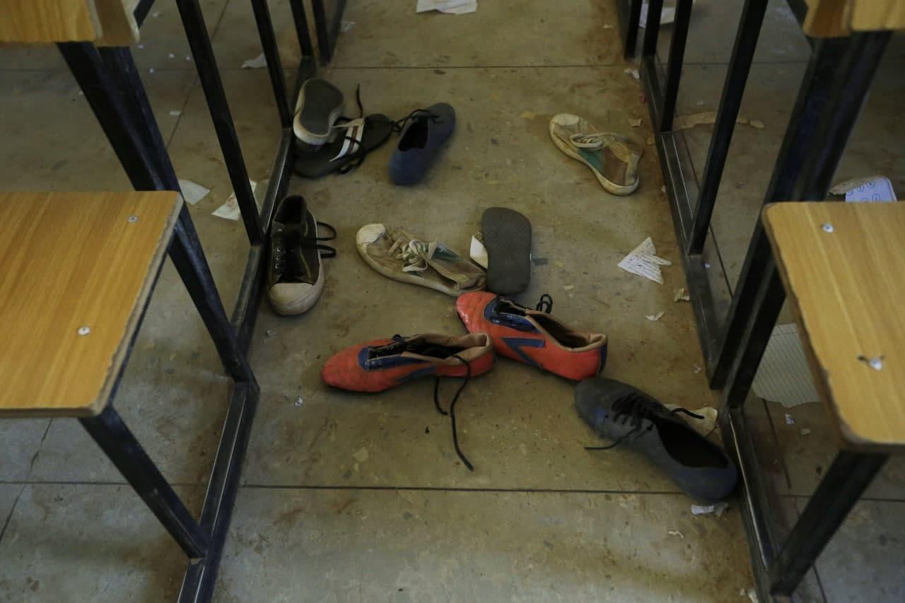 ربودن دختران در مدرسه اسلامی نیجریه