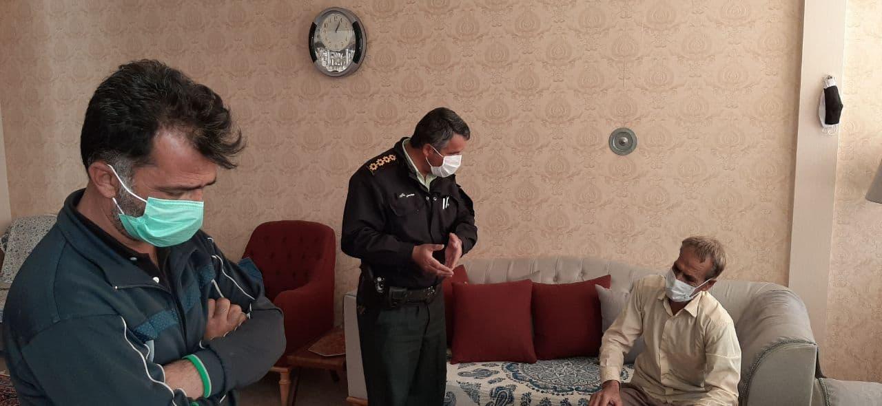 قاتل خاموش جان زن و شوهر گلپایگانی را گرفت