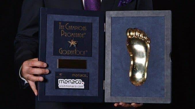 جایزه توپ طلا