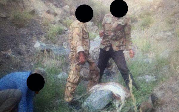 عاملین کشتار