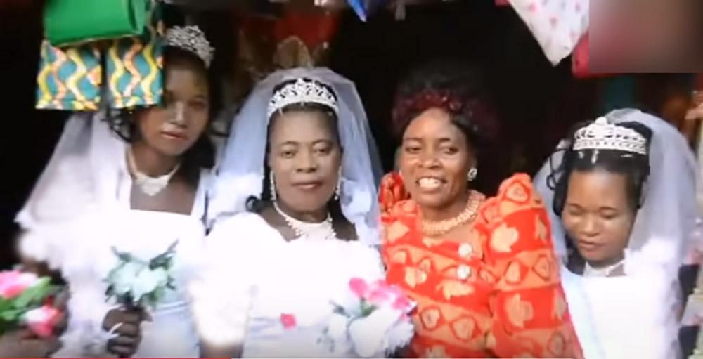 چند همسری اوگاندا کجاست ازدواج همزمان ازدواج در خارج از کشور ازدواج جالب