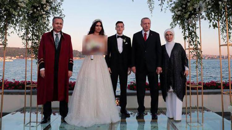 عروسی اوزیل