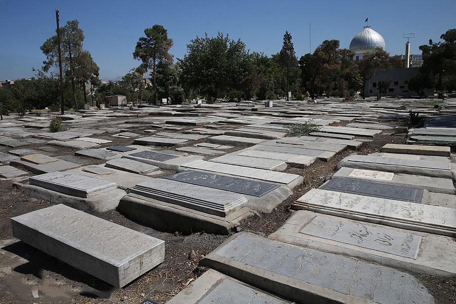 مافیای فروش قبر