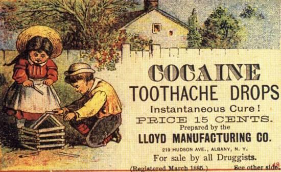 درمان کوکائین