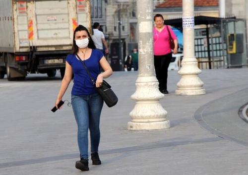 ماسک زدن اجباری