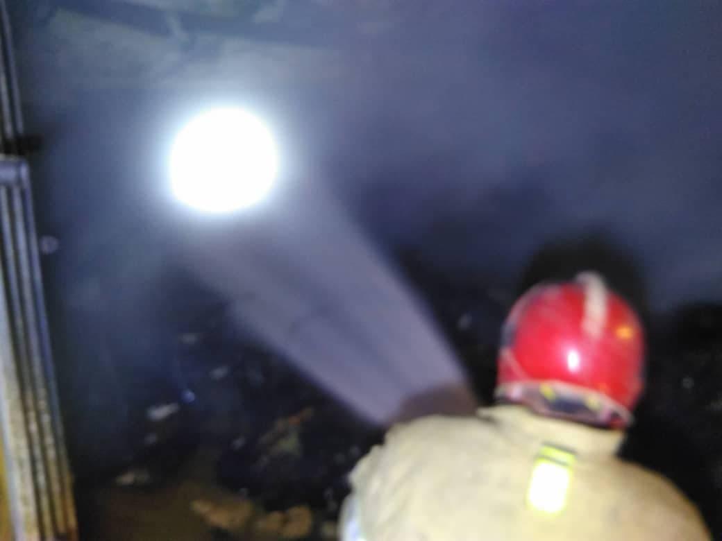 آتش سوزی در خانی آباد (4)