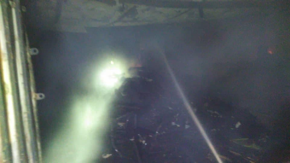 آتش سوزی در خانی آباد (2)