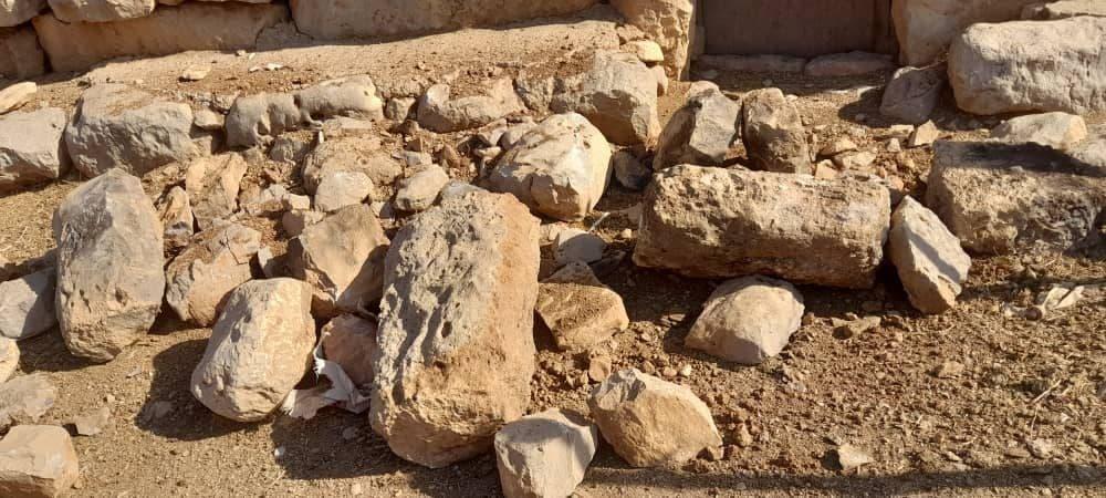 زلزله خوزستان بخشهایی از بنای ثبتملی امامزاده «قطبالدین» در اندیکا را تخریب کرد