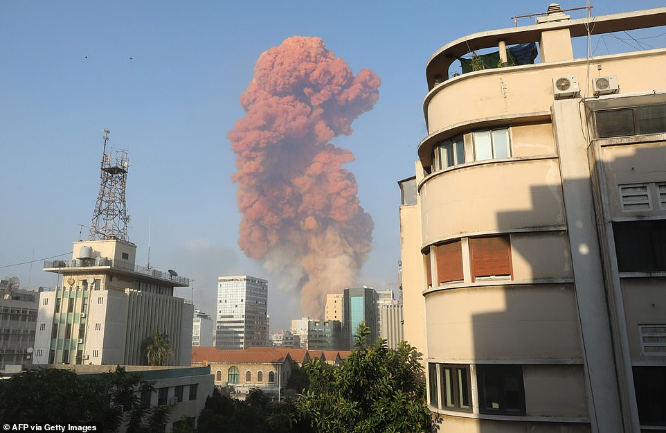 انفجار بیروت (3)