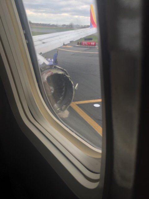 فرود اضطراری نیویورک-دالاس