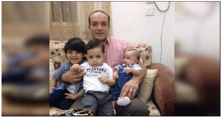 یک پزشک همسر و 3 فرزند خردسال خود را به قتل رساند