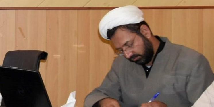 حجت الاسلام کیهانی سرپرست تبلیغات اسلامی شهرستان کبودراهنگ