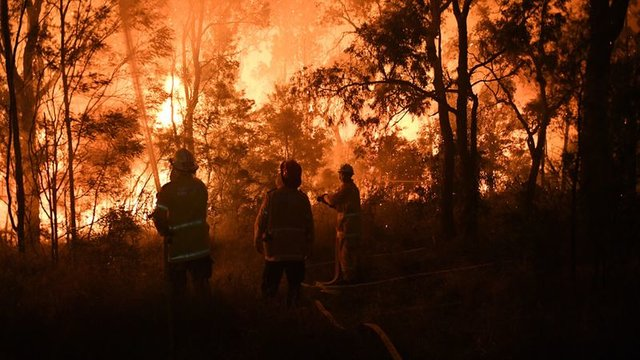هشدار تشدید آتشسوزی گسترده در جنوب غرب سیدنی