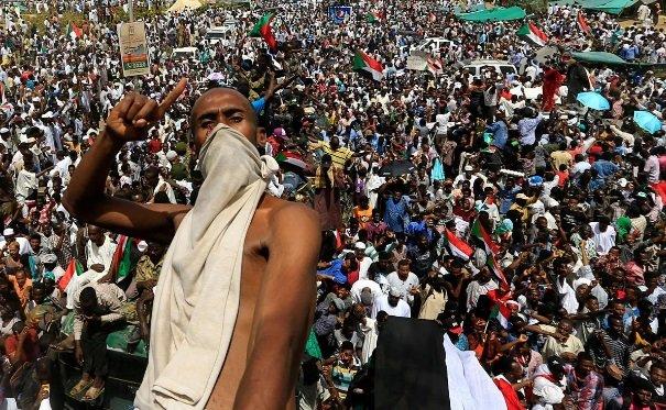 انقلاب سودان