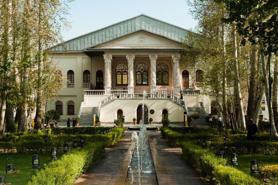 زیباترین ساختمان های پایتخت