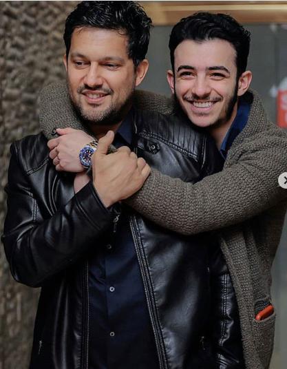 حامد بهداد و علی شادمان