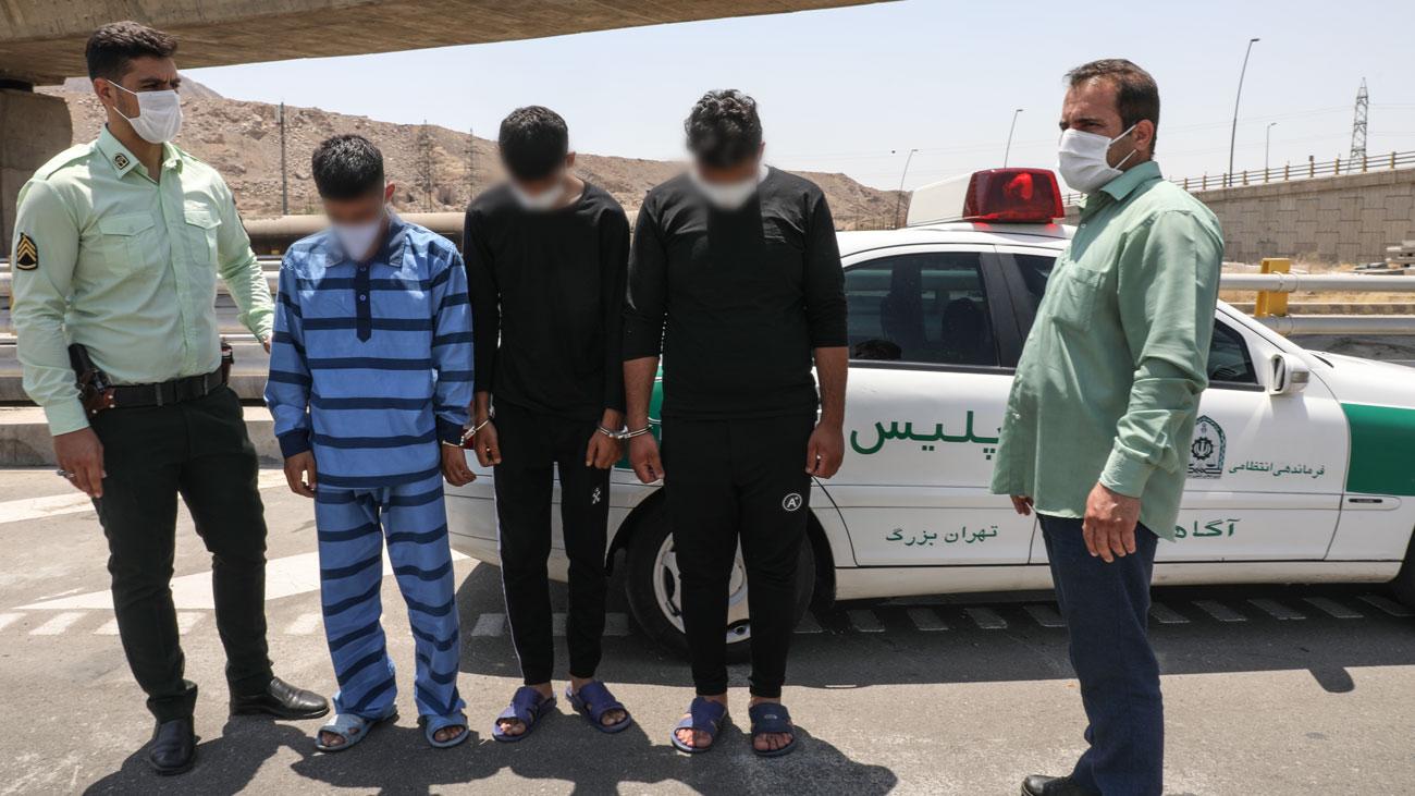 20 ساله های قاتل تهران را بشناسید
