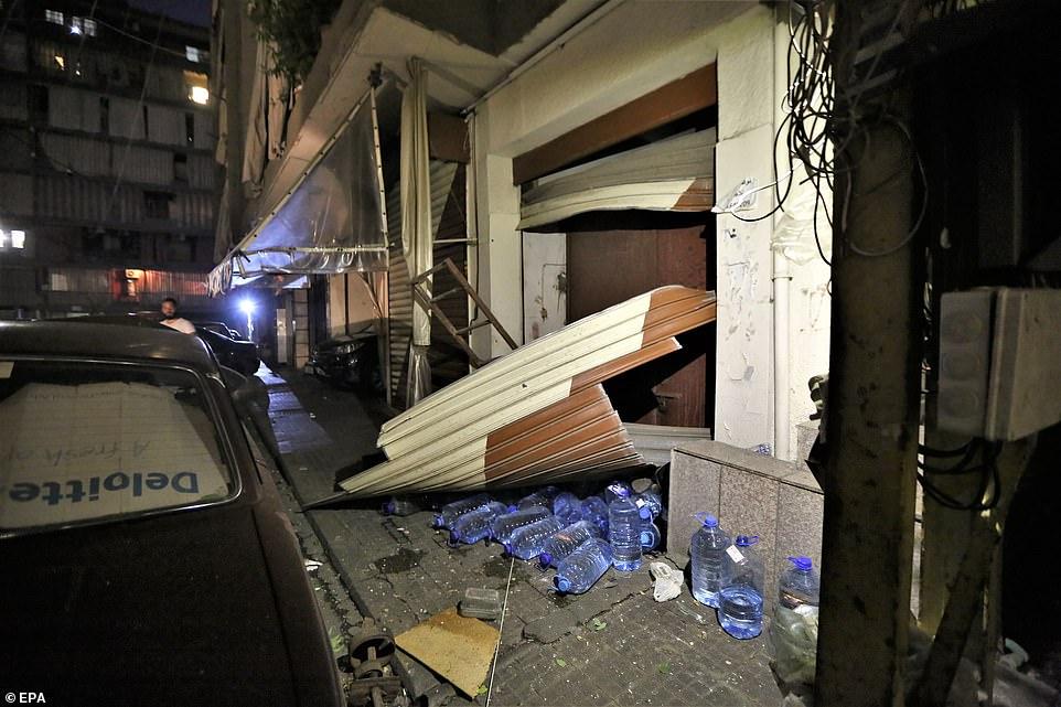 انفجار بیروت (20)