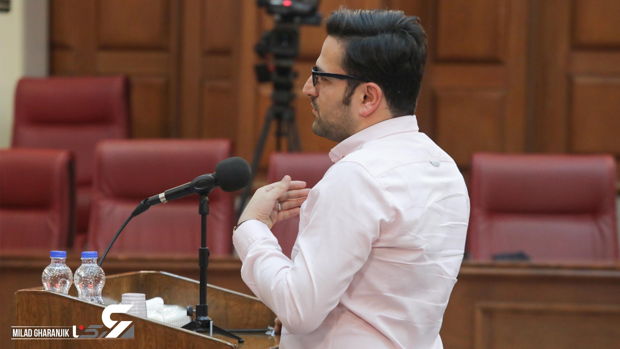 داماد محمد علی نجفی