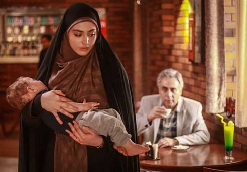 سریال پدر ریحانه پارسا